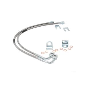 """Extended front brake lines Rough Country - LIFT 4"""" - 6"""" - JEEP WRANGLER JK"""
