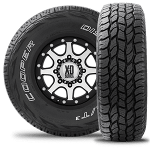Tires 4x4 Cooper Discoverer A / T3 235/70 R16 106 T