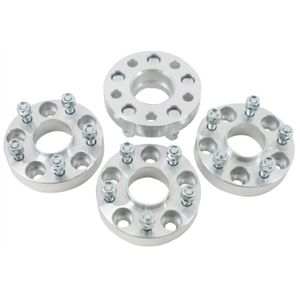 Wheel Spacers Jeep Wrangler JL, Grand Cherokee 2011+ 30mm with emboss rim for Jeep 5x127 CB71.5 M14x1.5