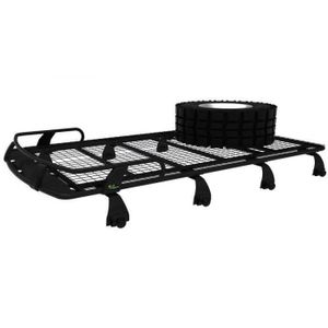 IronMan Roof Rack 2.2m x 1.25m Rooftop Tent Compatible