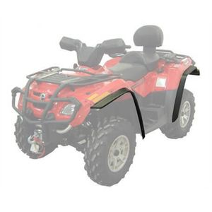 Kit 4 Overfenders compatible with ATV Set Can-Am Outlander