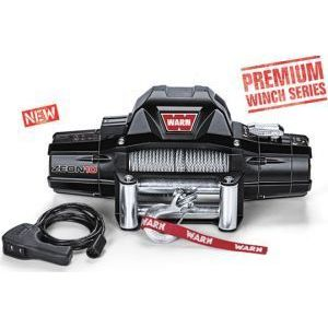 Winch WARN ZEON 10S synthetic rope 10000 LBS