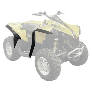 Kit 4 Overfenders compatible with ATV Can-Am Renegade