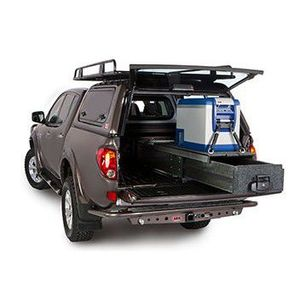 Outback modular drawer system with roller floor ARB -Toyota Land Cruiser J200