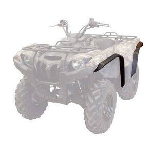 Kit 4 Overfenders compatible with ATV Yamaha Grizzly 550, 700
