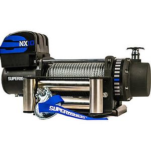 Electric Winch Superwinch's NX10 Recovery Winch - 10000 lbs (4536 kg)