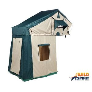 Rooftop Tent Wild Spirit Family with downstairs room 160x220 cm