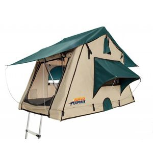 Wild Spirit Classic Rooftop Tent with changing room 140x220 cm