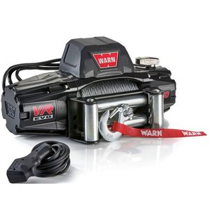 Winch VR EVO 10 with steel rope 10 000lbs WARN