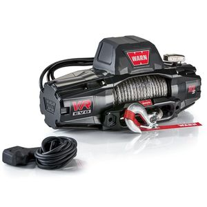 Winch VR EVO 12 synthetic rope 12 000lbs WARN