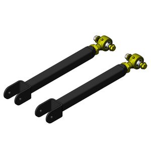Front, upper adjustable Control Arms Lift 0 - 6,5in CLAYTON OFF ROAD - Jeep Wrangler JK