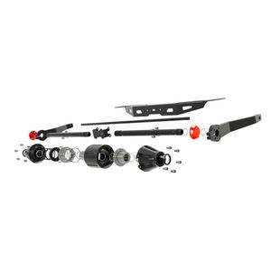 Core Dual Rate Sway Bar System G2 - Jeep Wrangler JK