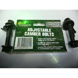 Front camber bolts 2 pcs