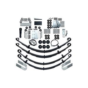 4.5in Extreme Duty Lift Kit Rubicon Express - Jeep Wrangler YJ