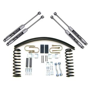 3in BDS Lift Kit suspension - Jeep Cherokee XJ