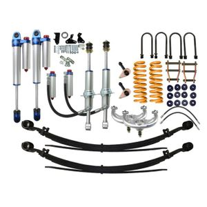 Suspension Lift Kit 5in Remote Reservoir Superior Engineering - Ford Ranger 12-on
