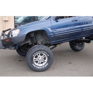 4,5in Long Arm Lift Kit suspension CLAYTON OFF ROAD - Jeep Grand Cherokee WJ WG