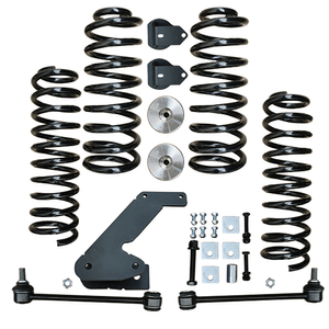 """Kit inaltare suspensie Jeep Wrangler JK lift 2.5"""" Muscle Lift by T-Max"""